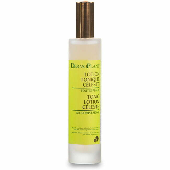 Tonic lotion Céleste
